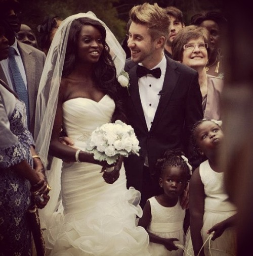 There need to be more interracial couples on these blogs!