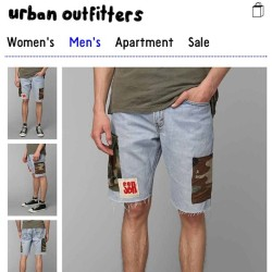 The Survival Short carried exclusively @urbanoutfitters .com #urbanrenewal #searchandrescue #supportthelocals