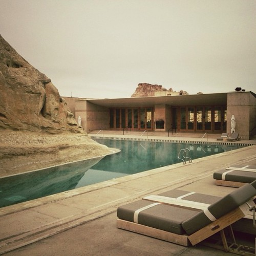 Amangiri resort. #doingtheresearchforyou