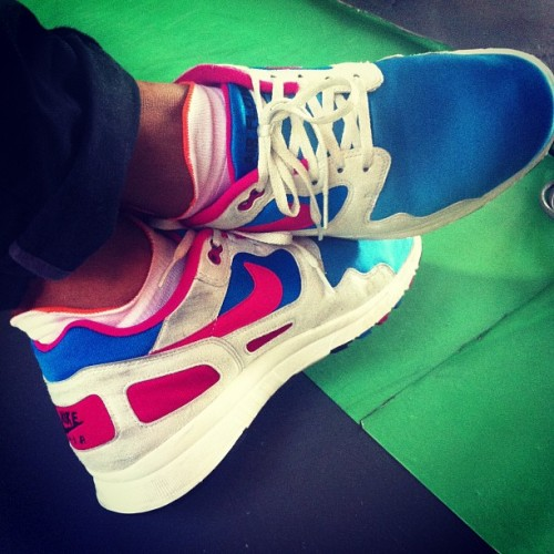 @Sneakertongues on the Air Flow