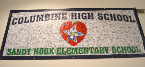From Columbine High School to Sandy Hook Elementary School.