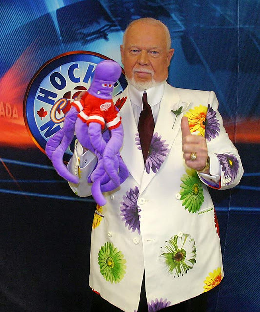 foxgallagher:  Don Cherry approves (x)