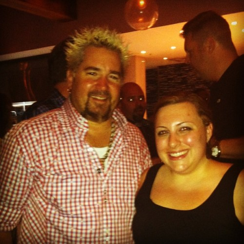 Me and Guy Fieri!!!!