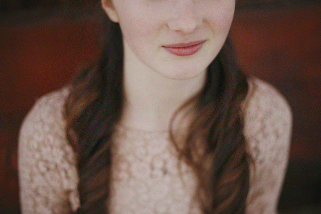 pale skin, soft lips by whimsical jane on Flickr.