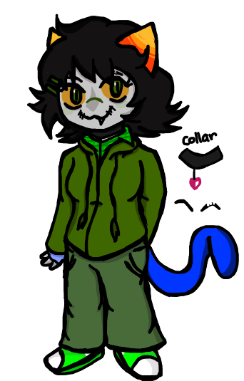 Made a new reference for my Nepeta uvvu!