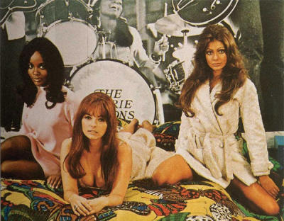 The Carrie Nations Beyond the valley of the dolls
