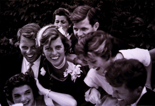 Eunice Mary Kennedy Shriver July 10th, 1921 - August 11th, 2009 RIP.