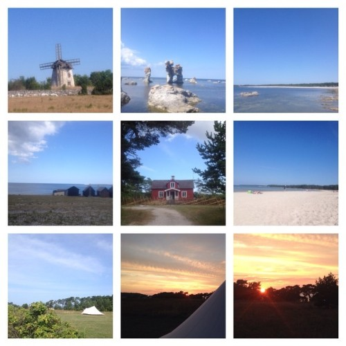 Gotland! Het is de parel van Zweden! #gotland #destinationgotland #swedishmoments via Instagram http://ift.tt/VqN7AS