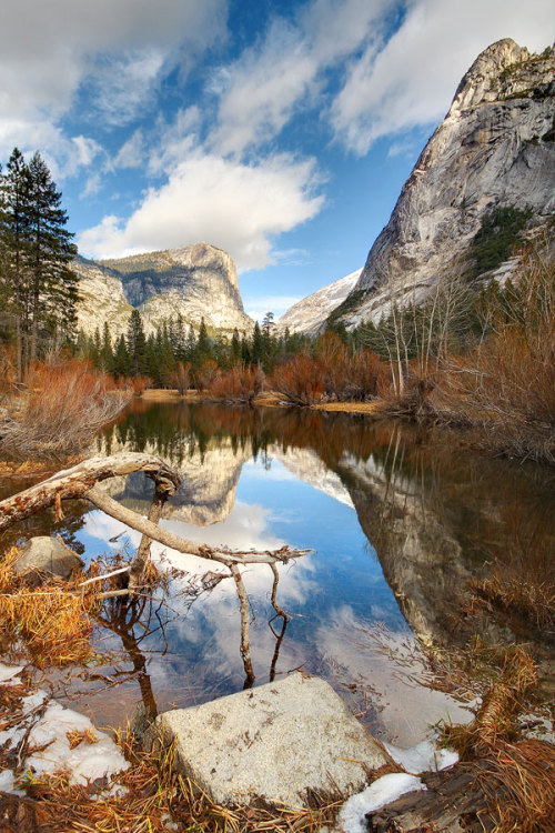 oculi-ds:  Mirror Lake by ~StevenDavisPhoto