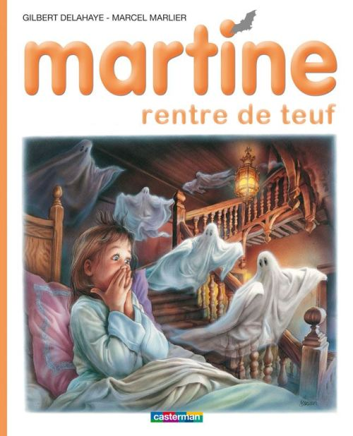martinereloaded:  Martine rentre de teuf