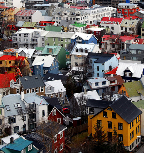 Local Colour, Reykjavik, Iceland