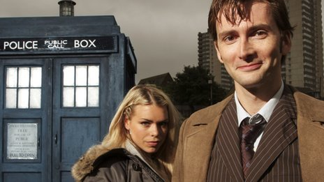 David Tennant and Billie Piper will appear in the 50th anniversary special of Doctor Who, the BBC has confirmed. source