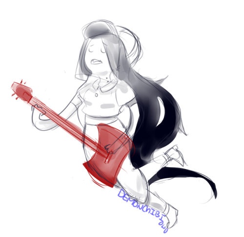 marceline the vampire queen francis forever mitski doodles adventure time