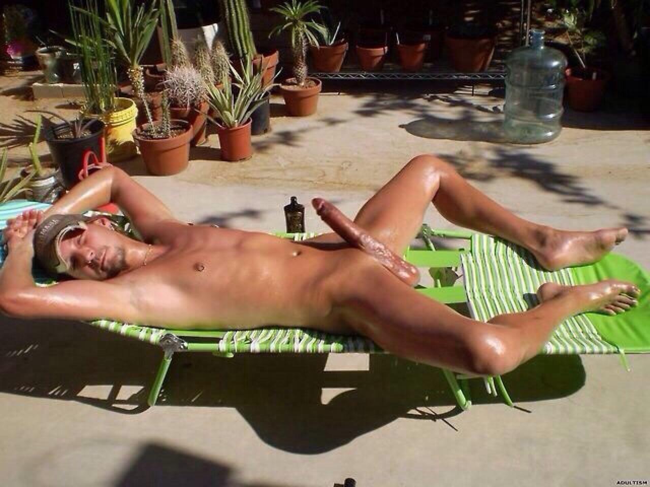 Karen bloemen naakt nudist foto