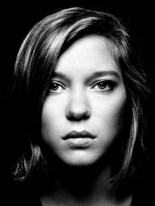 Léa Seydoux for New York magazinePhotographed by Platon
