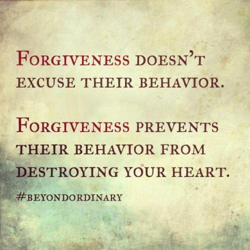 To live freely we must make forgiveness our daily prayer, for those who forgive find peace from resentment. As they say, Forgiveness is the perfect gift you can give to those who've hurt you.