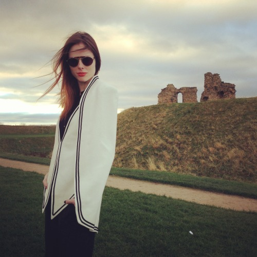 Sass & Bide cape LOVE!! Win one for yourself at sassandbide.com. #cocotakesover