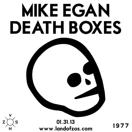 mikeegan:  Introducing Mike Egan's Death Boxes - in a numbered limited edition of 23. Each piece in the edition is comprised of a wooden box containing one original piece of art painted on a 'found' object and includes a genuine, signed mortuary toe tag. Additionally, each toe tag will also be customized with the name of the buyer of the piece. Available exclusively from Von Zos via landofzos.com. More details and pics to come in the following days.