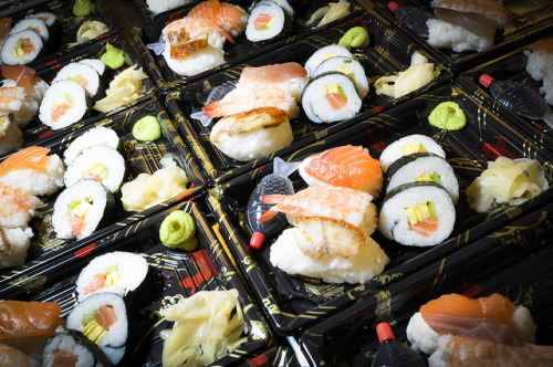 japanlove:  sushi_kantina_121011_web-4 by Universitetssykehuset Nord-Norge (UNN) on Flickr.