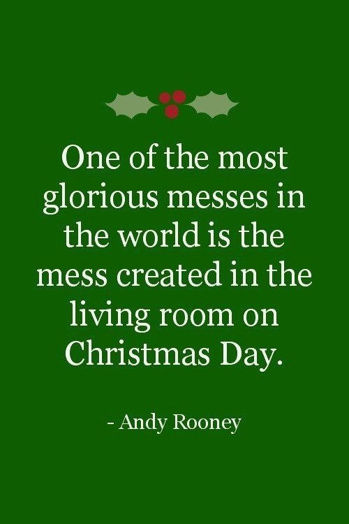 christmas christmas morning Christmas Day december gifts presents love giving family andy rooney opening gifts