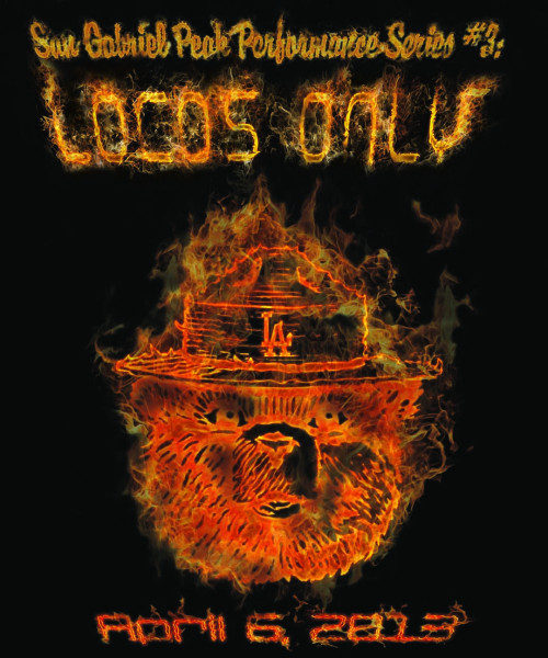 LOCOS ONLY - open air party details coming soon
