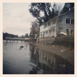 #VashonIsland #StartingNewYearsEarly #PartyHouse #Gorgeous #Fun #Round2 #Teneilian