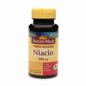 Niacin (Vitamin B-3) Fundamental role in metabolism and may play an important role in mechanisms for DNA repair and gene stability. Can reduce anxiety and depression. Sources:lean meats, poultry, and fish.  Deficiency: muscular weakness, anorexia, indigestion  and skin eruptions. Extreme Deficiency causes Pellagra, which is characterized by the 3 D's (Dementia, diarrhea, and dermatitis). Here is a link which further discusses how to take niacin to reduce flush (small blood vessels in the skin dilate…which causes redness and itching). http://foodmatters.tv/articles-1/how-to-take-niacin-vitamin-b3-for-depression-and-anxiety