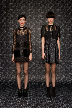 Louis Vuitton Pre-Fall 2013