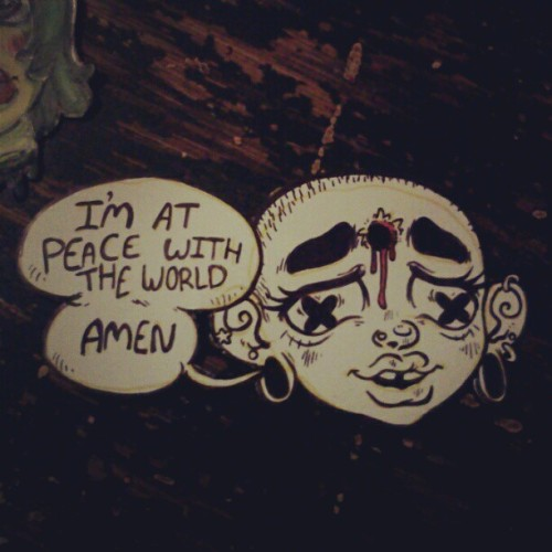 Amen (at Crows nest)