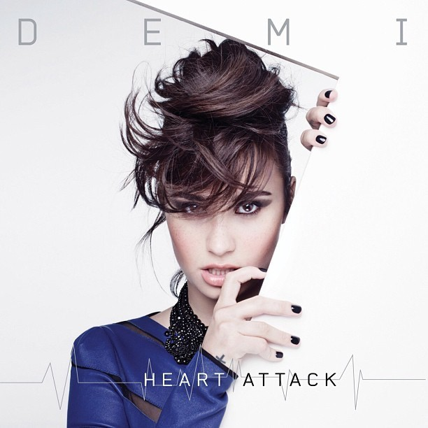 #nowplaying heart attack #demilovato #obsessed #song #demi #fav #new #album #love #idol #heart #attack #saturday #home #chillin #instagram #insdaily #yolo #likes #lol