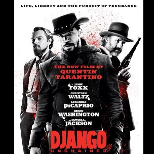 #NW #DjangoUnchained #Movie #Film #QuentinTarantino
