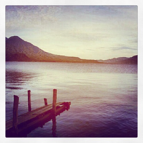 #beautyfull #lake @Guatemala