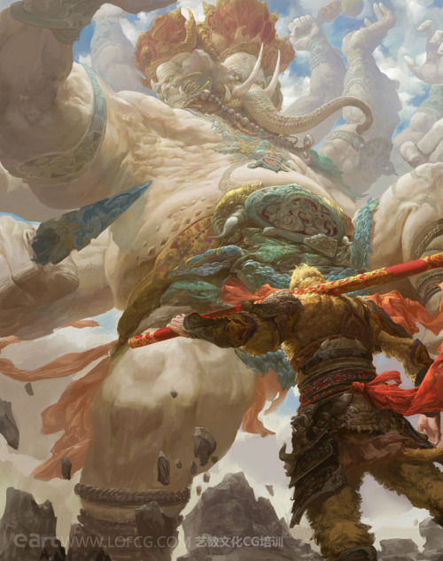 seelseelbananapeel:  estebanwaseaten:  jearthebear:  Artwork by Fenghua Zhong  These are wrinkling my brain.  uuhhhhhh holyshit