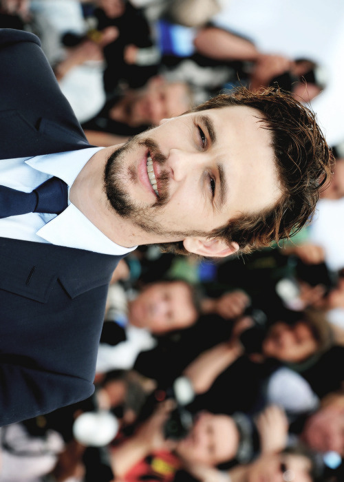 James Franco atendingt the As I Lay Dying photocall during the 66th Cannes Film Festival on May 20th, 2013.