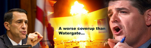Symptoms of Benghazi Syndrome Richard Cohen  |  Washington Post »  …It is not a crime either to make a mountain out of a molehill, but this particular one is constructed of a fetid combination of bad taste and poisonous politics. Dig down a bit and it becomes clear that some — many? — Republicans suspect that Barack Obama and-or Hillary Clinton are capable of letting people die to cover up a terrorist attack. Either that, or this is what they want us to think.In the end, it all comes down to an irrational and absolutely rabid dislike of Obama that so clouds judgment that utterly preposterous statements are uttered, usually within the precincts of the Fox News studios. This, as you might have guessed, is classic Benghazi Syndrome. There is no known cure.   >continue<