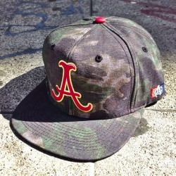 🆕 @AcapulcoGold SS'13 Camo Leopard Double Trouble 'A' Snapback available now at 627 Post St #infinitesf #acapulcogold