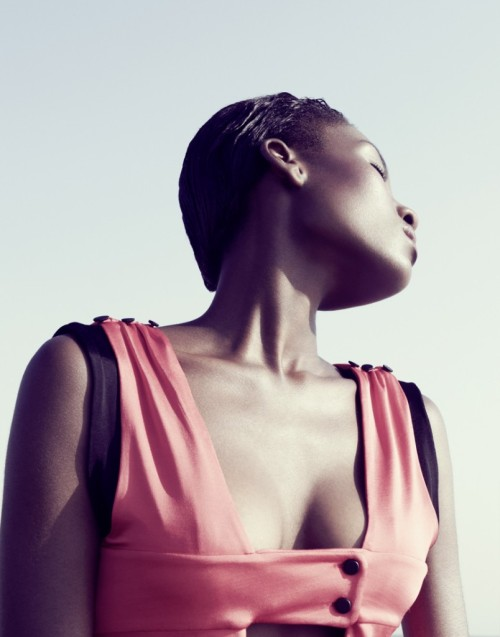 africanstyleinsider:  Paul Farnham for Arise Magazine 'Ship Shape' story..