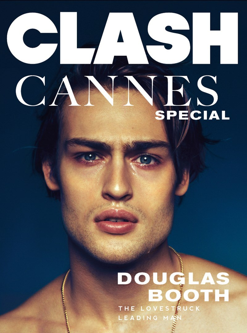 homotography:  Douglas Booth by Christian Oita