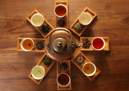 reaching-utopia:  For The Love Of Tea! – Health Benefits And Beyond View Post