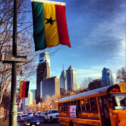 five1four9:  Ghana in Philly.  Follow us on Instagram! @five1four9