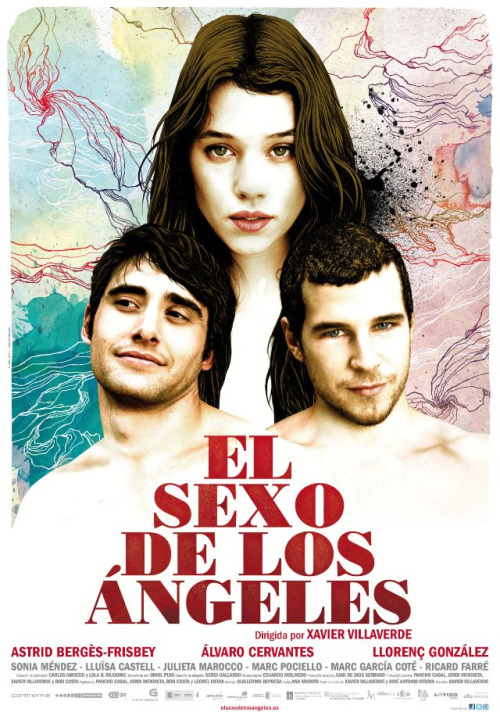 "st8guy4mf:  ""The sex of the Angels"" (El sexo de los Ángeles), Spain, 2011"