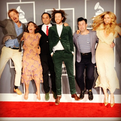 Yesterday at the Grammys