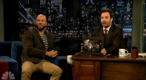"Common Talks Luv EP and His First Mixtape On Late Night With Jimmy Fallon | Video Common Visits Late Night With Jimmy Fallon Common talks ""Luv"" EP and his first mixtape On Late Night With Jimmy Fallon.   The art of beards was also discussed."