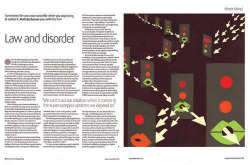 'Law and Disorder' editorial