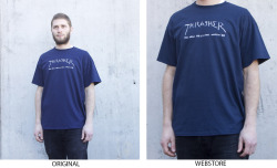 Some Thrasher Magazine products I shot the other day. Shows the original, then the website version.