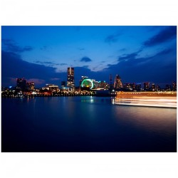 "| Minato Mirai 21 - ""glows"" 