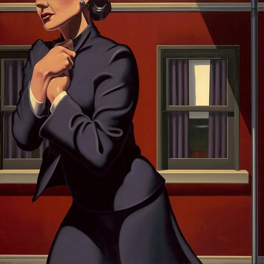 Kenton Nelson, THE SHIFT, 2011