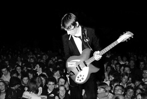 Paul Weller // The Jam Photo by Sheila Rock