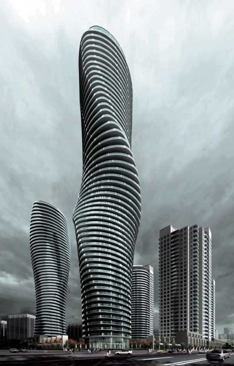 ayustar:  Absolute Towers I want to live here!!