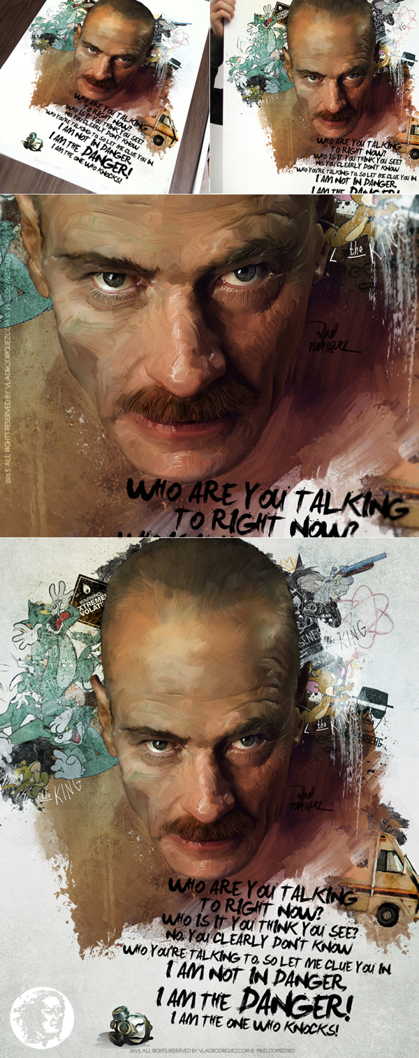 justbrevity:  Walter White. I am the danger.